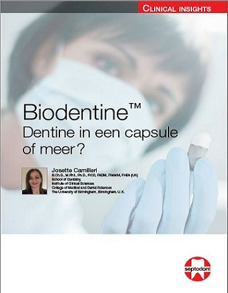 Biodentine Dentine in een capsule of meer
